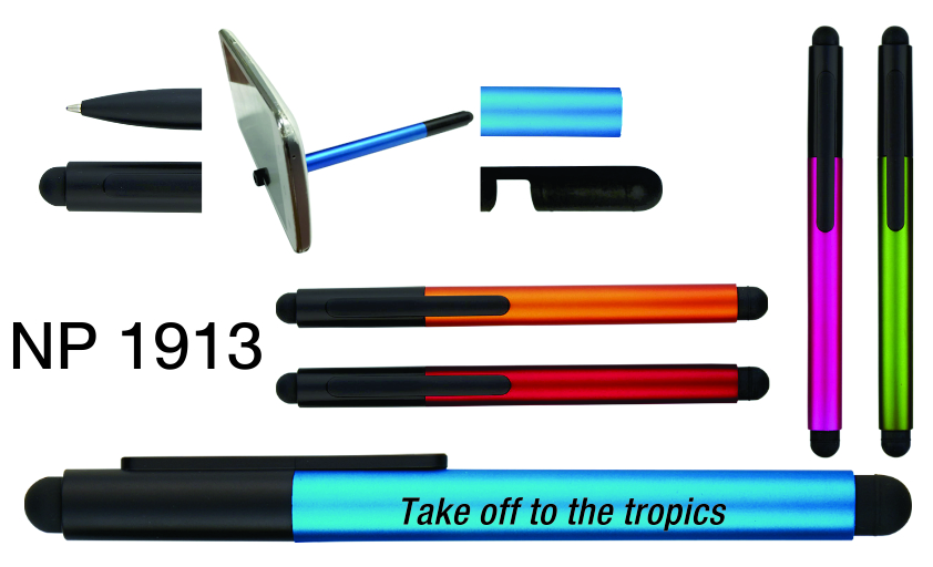 NP1913: The Tropical Cap Off Pen