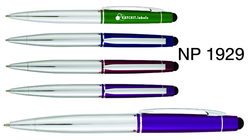 NP1929: The Executive Stylus Top Pen
