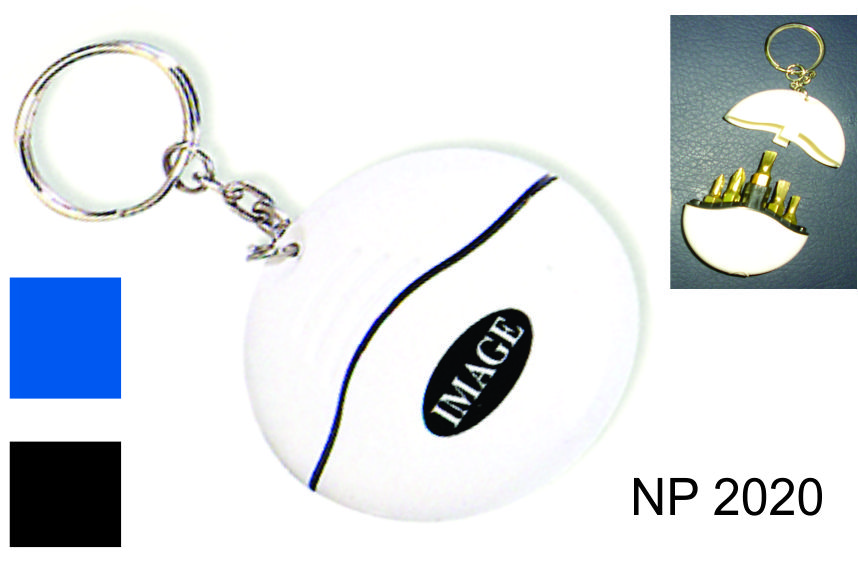 NP2020: Mini Screwdriver Kit Key Ring