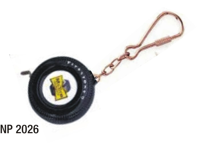 NP2026: Tyre Key Ring