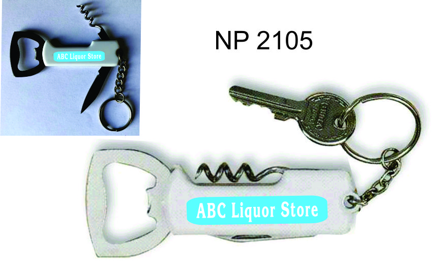 NP2105: Opener Knife Key Ring