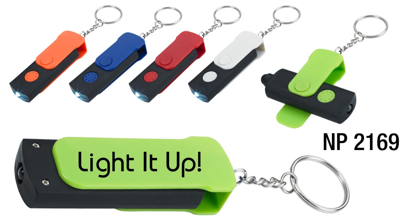 NP2169: Stylus Light Key Ring