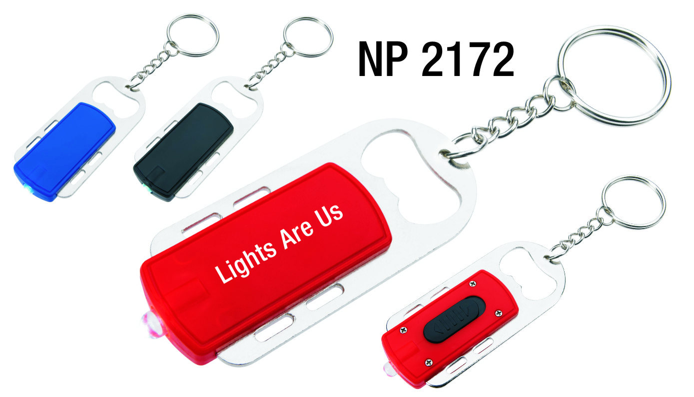 NP2172: Bottle Opener Key Light