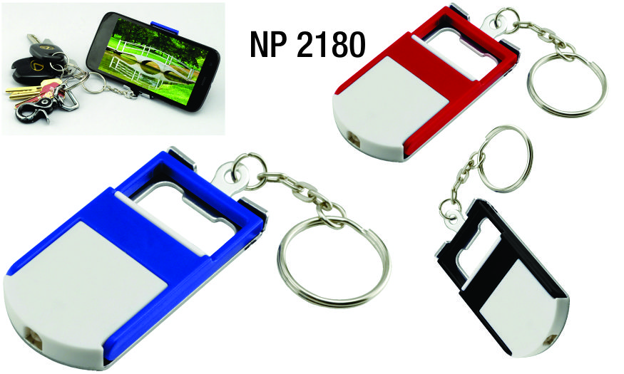 NP2180: Triple Function Key Ring
