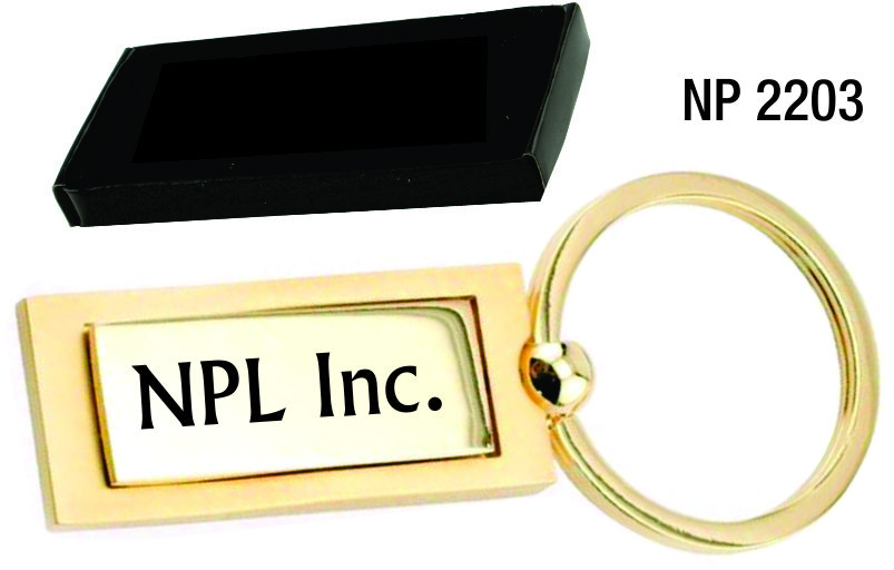 NP2203: The Gold Key Ring