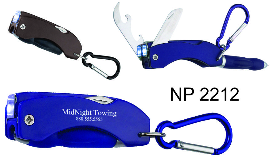 NP2212: Combo Light Key Ring