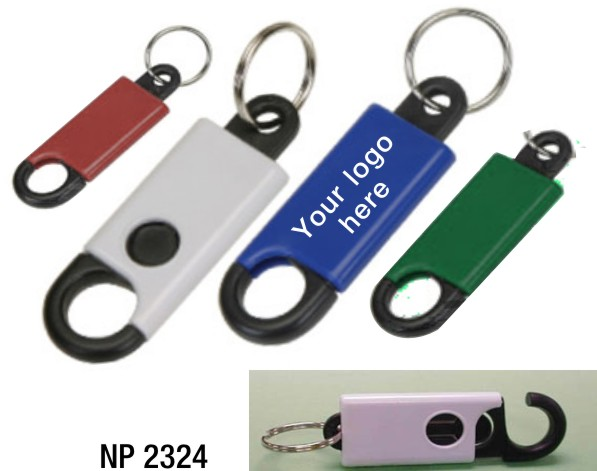 NP2324: The Belt Loop Key Ring