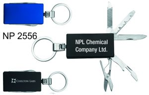 NP2556: Multi Function Knife Key Ring