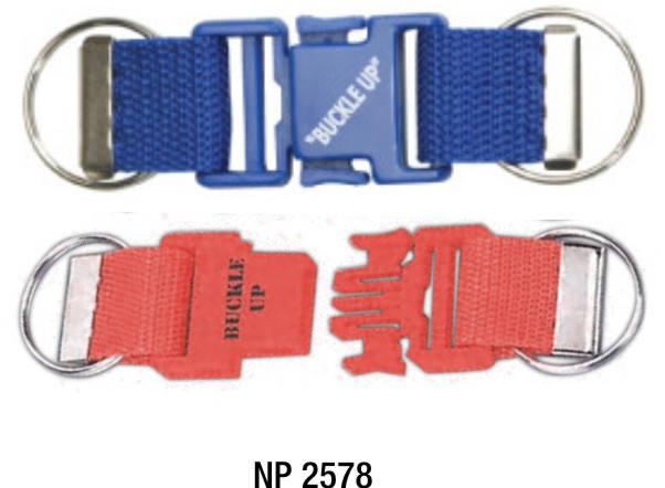 NP2578: Pull-Apart Key Ring