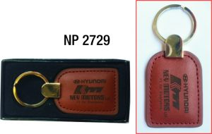 NP2729: The Leather Key Ring