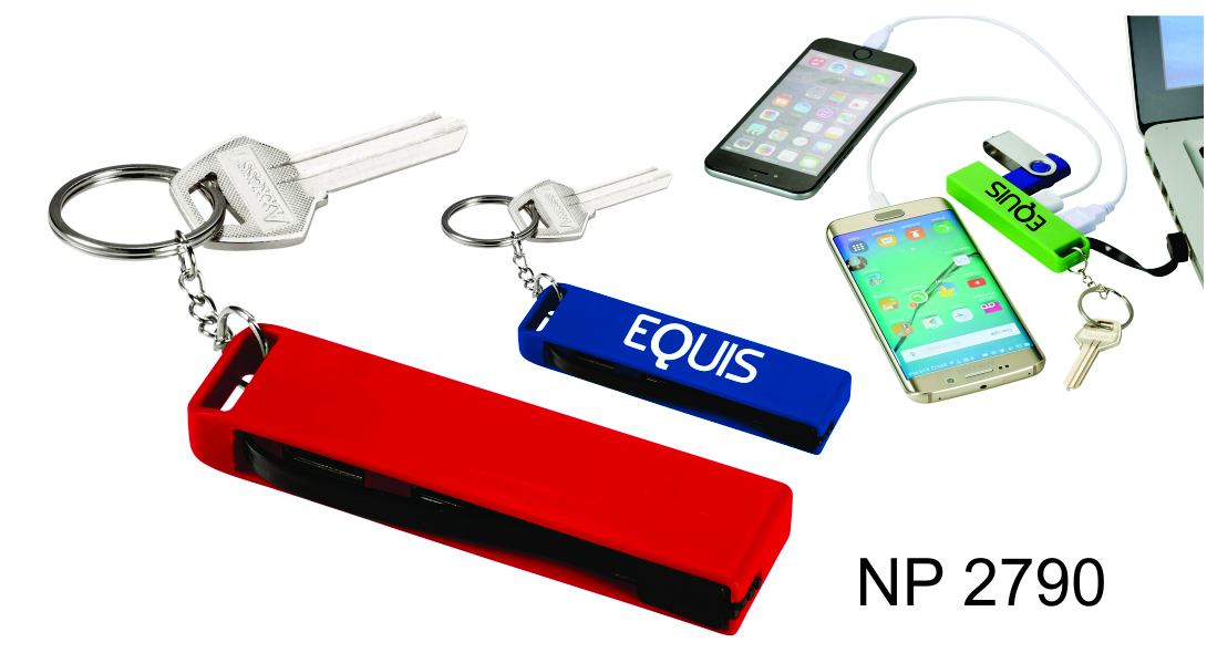 NP2790: Hub Key Ring