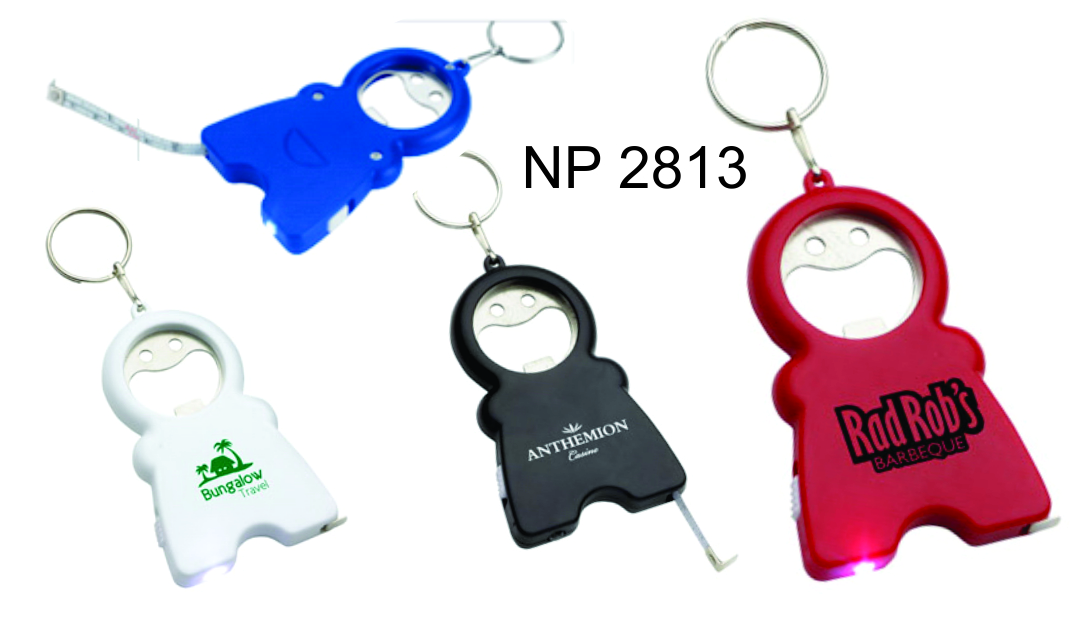 NP2813: Handyman Key Ring