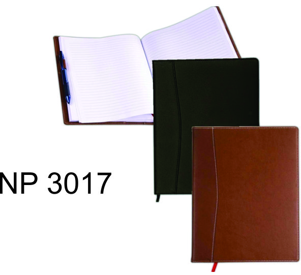 NP3017: Deluxe Journal with Pocket