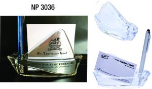 NP3036: Acrylic Stationery Holder