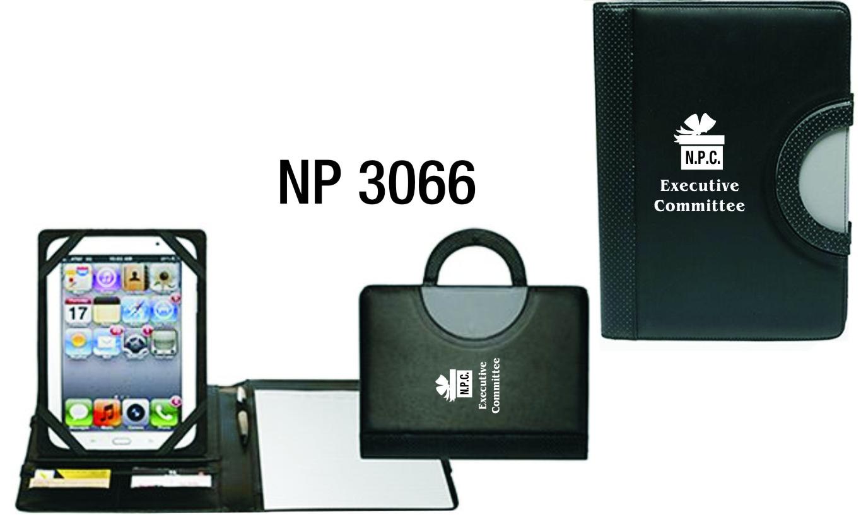 NP3066: Handle Portfolio with Tablet Holder