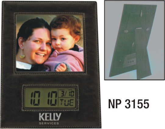 NP3155: Picture Frame / Clock (unprinted)