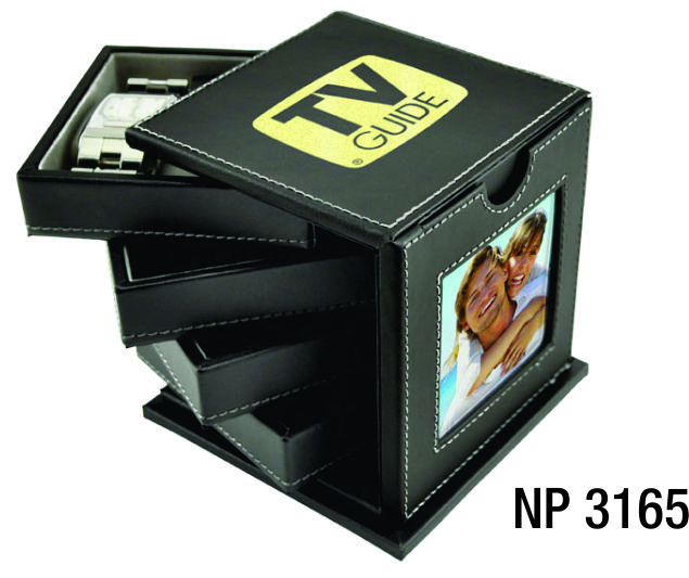 NP3165: Leather Multi Tray