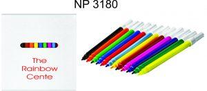 NP3180: Coloured Marker Set
