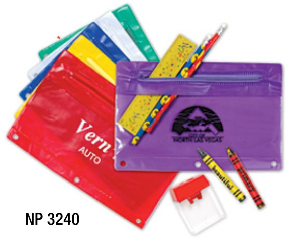 NP3240: Pencil Pouch (faulty)