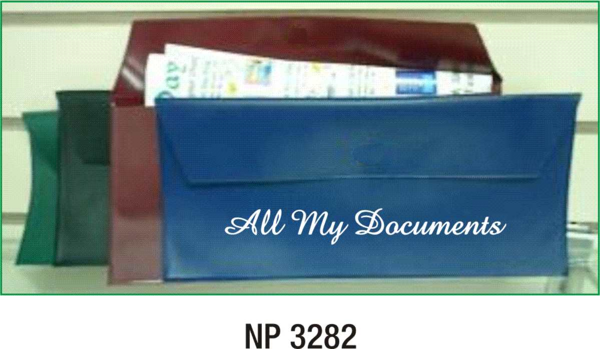 NP3282: Document Pouch
