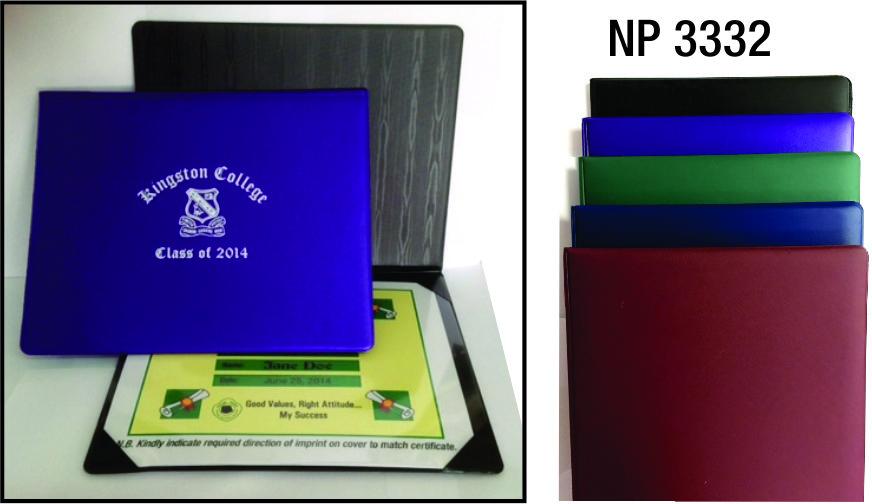 NP3332: Diploma Holder