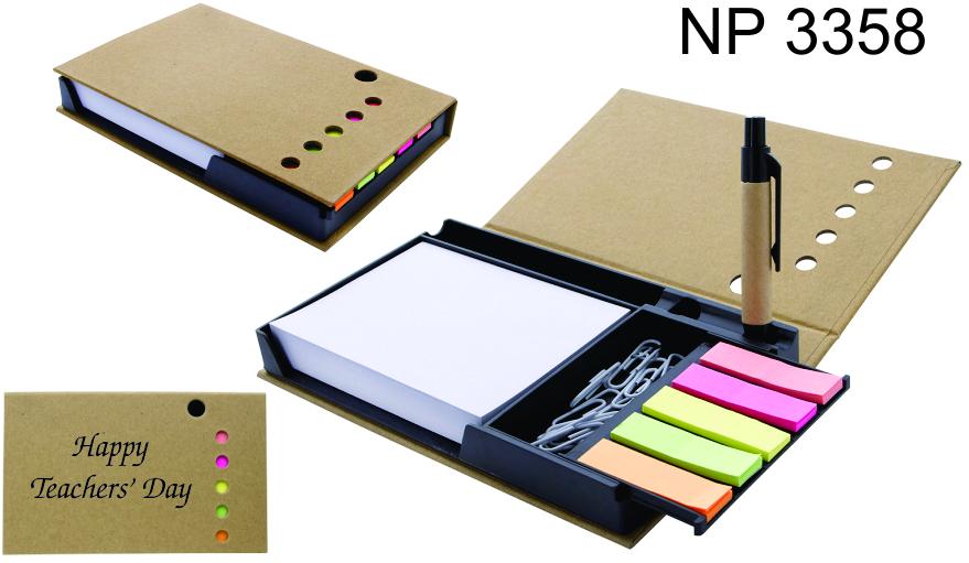 NP3358: Stationery Set & Mini Pen