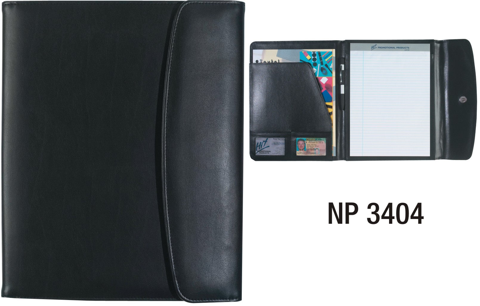 NP3404: Envelope Padfolio