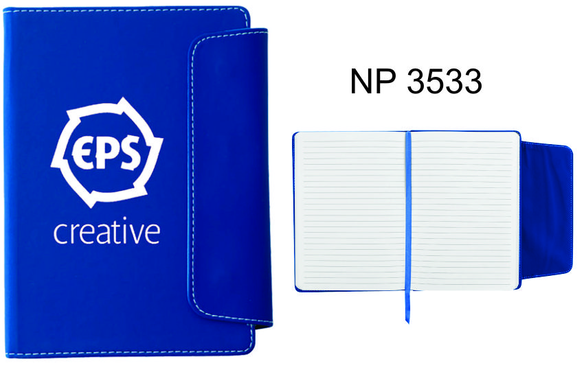 NP3533: Deluxe Notebook with Pen