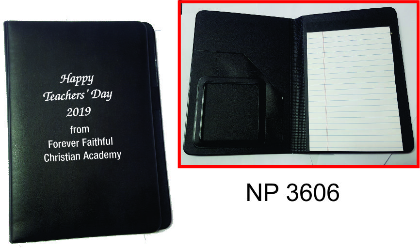 NP3606: Junior Portfolio without calculator