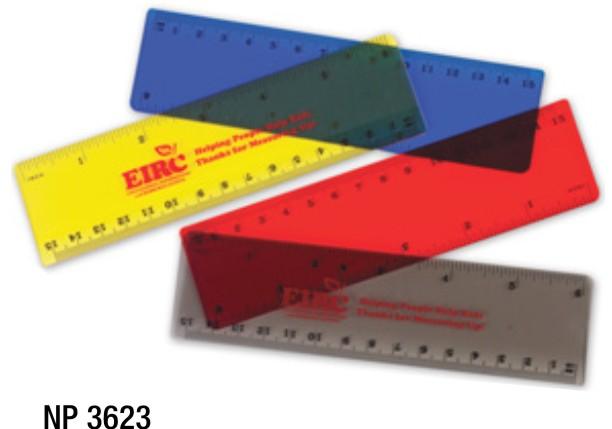 NP3623: 6in / 15cm Ruler