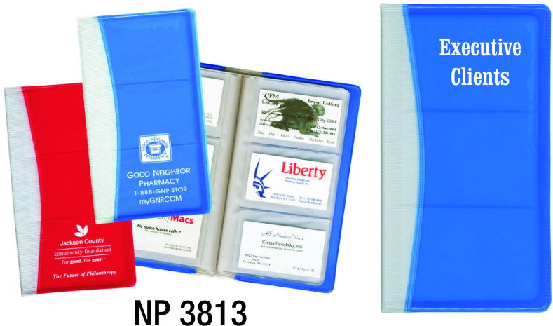NP3813: Business Card Holder