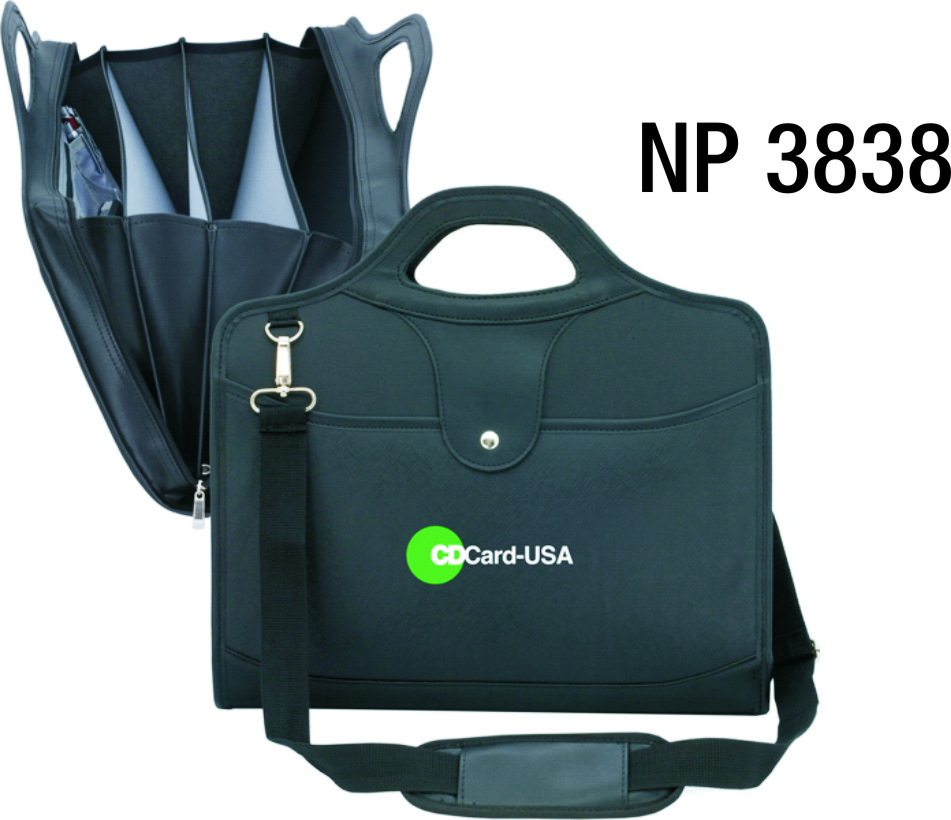 NP3838: Executive File Folio Bag