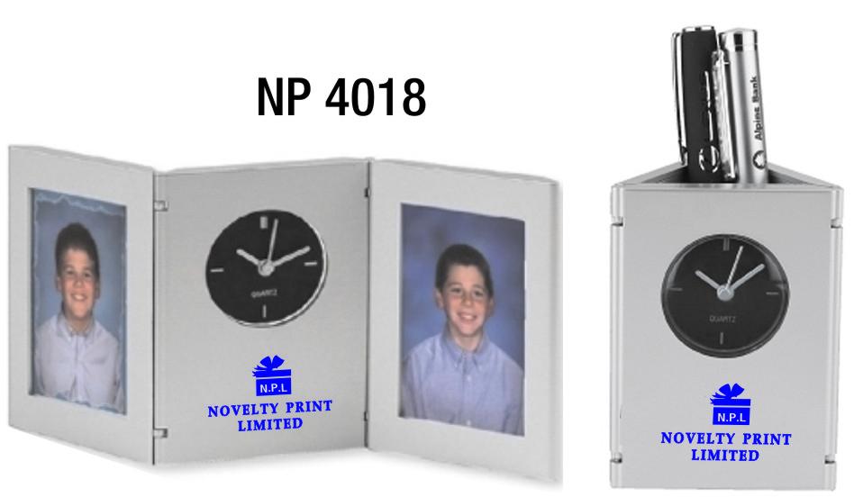 NP4018: Caddy-Clock-Frame