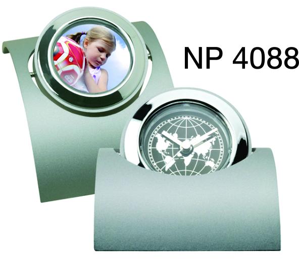 NP4088: World Photo Clock