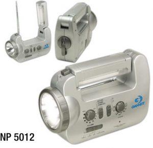 NP5012: Survival Radio / Flashlight