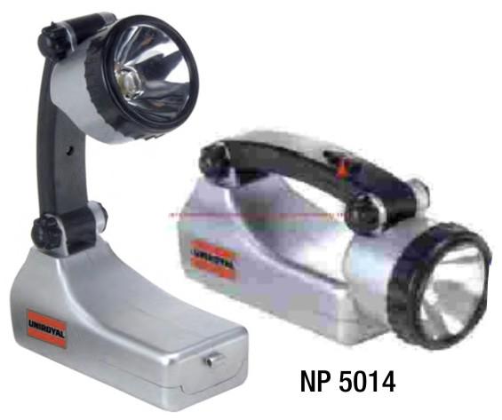 NP5014: Flashlight / Desk Lamp (unprinted)