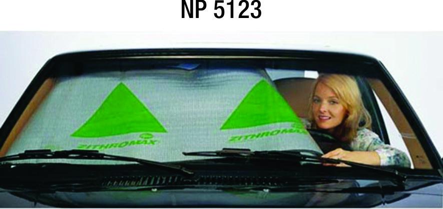 NP5123: Auto Sunshade