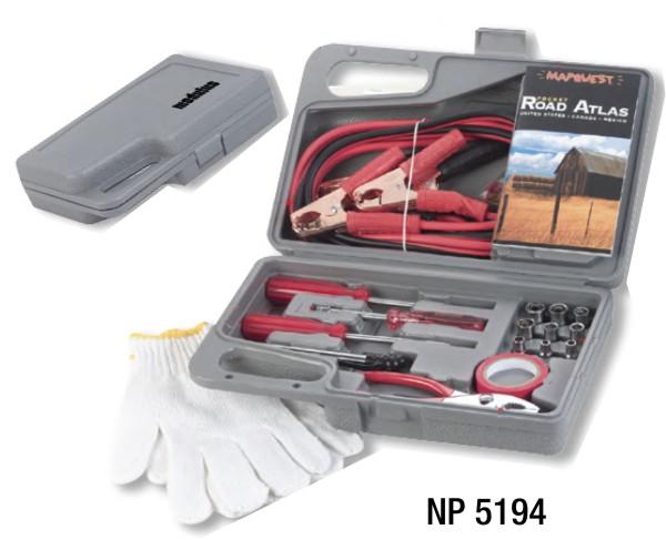 NP5194: 31pc Emergency Tool Set