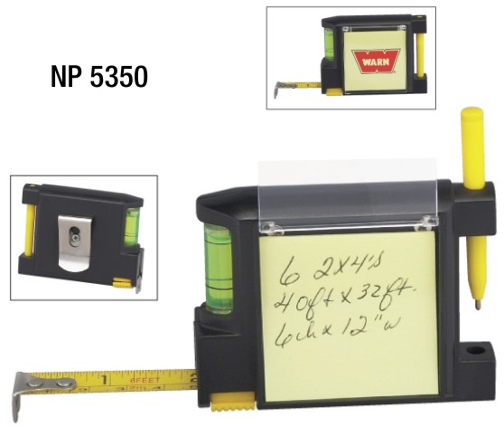 NP5350: 10ft Tape Measure Kit