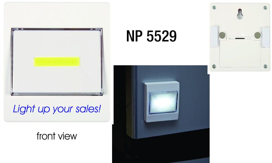 NP5529: COB Mountable Light