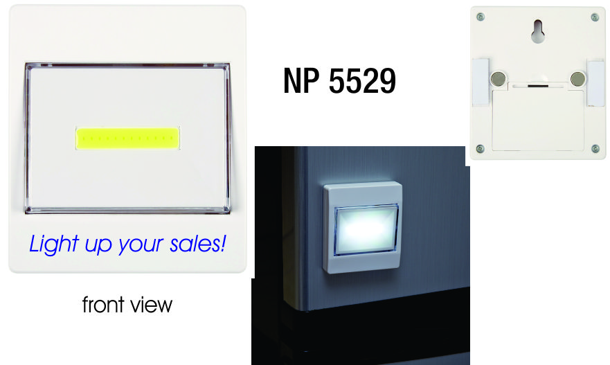 NP5529: COB Mountable Light