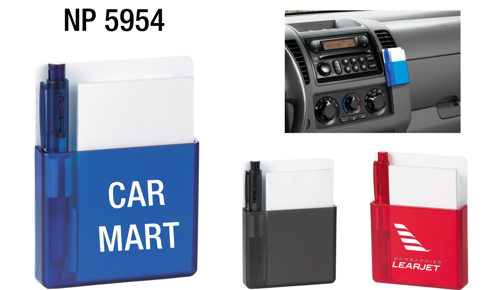 NP5954: Auto Note Holder