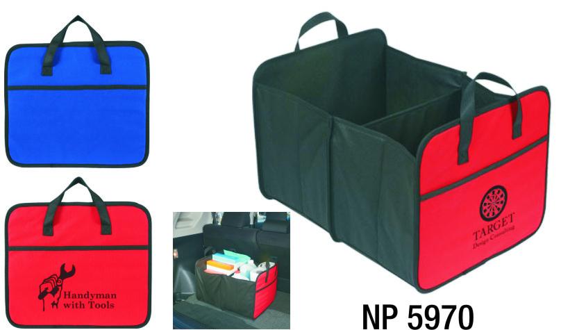 NP5970: Folding Trunk Organizer