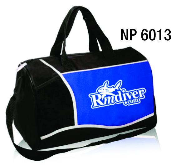 NP6013: The Fusion Duffel Bag
