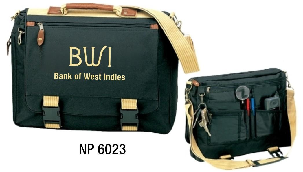 NP6023: Expandable Briefcase