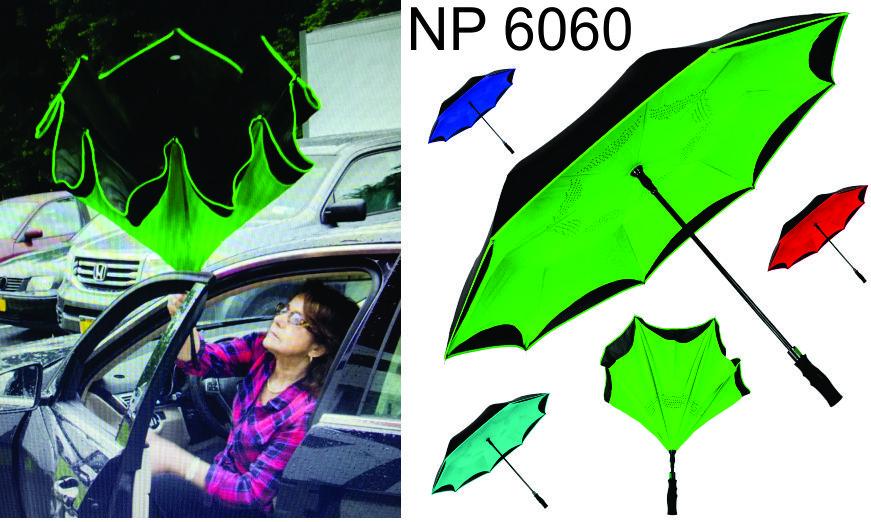 NP6060: The Inverter Umbrella
