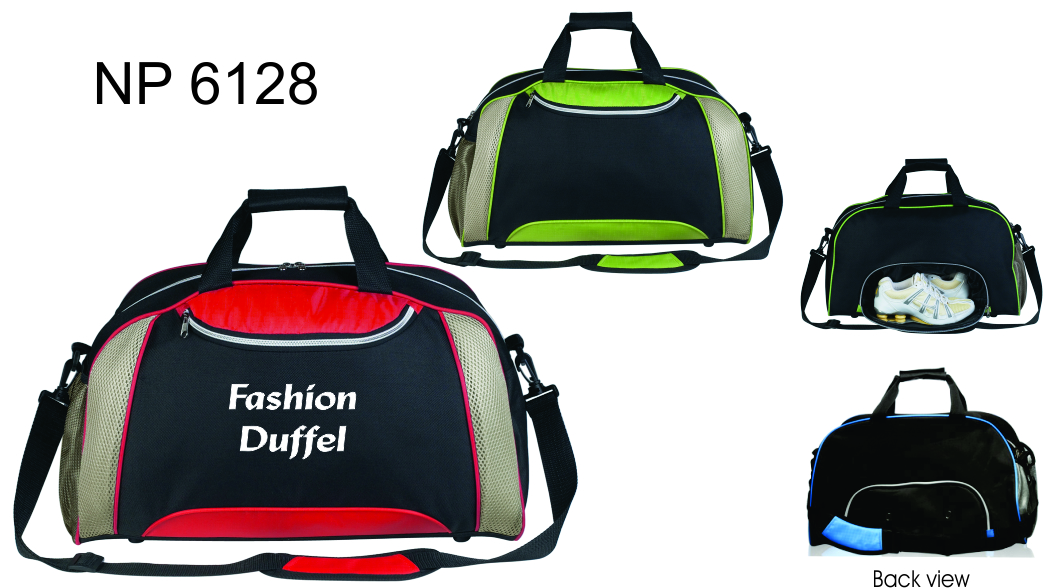 NP6128: Large Deluxe Duffel bag