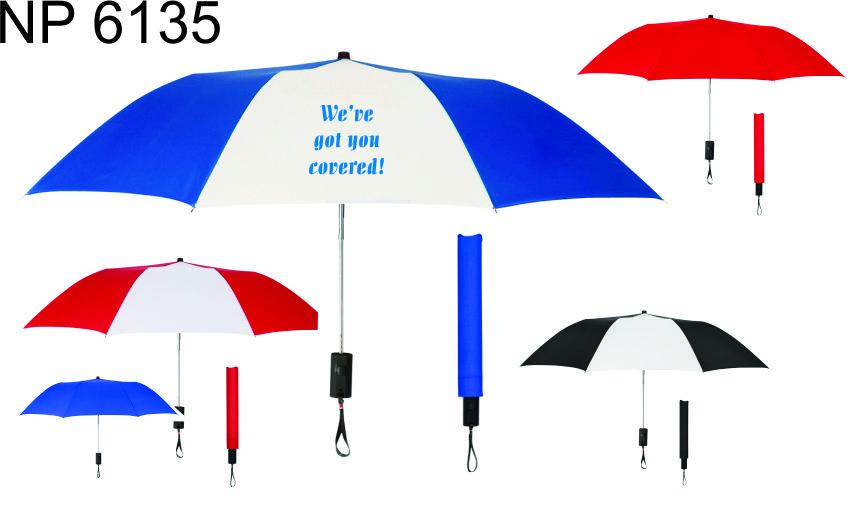 NP6135: 44' Arc Umbrella