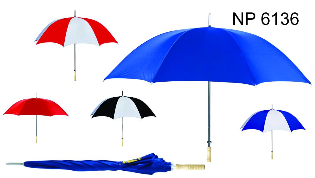 NP6136: 48in Arc Umbrella