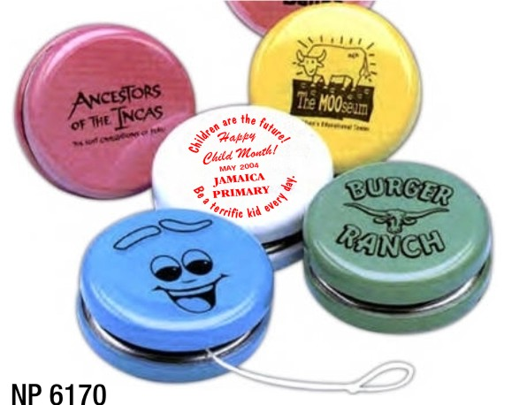 NP6170: Two Inch Yo Yo